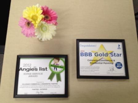 Award Winning Painters