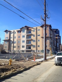 Commercial Painters in Action in Denver