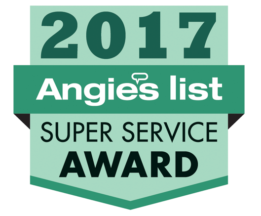 Colorado Commercial & Residential Painting Earns Esteemed 2017 Angie's List Super Service Award