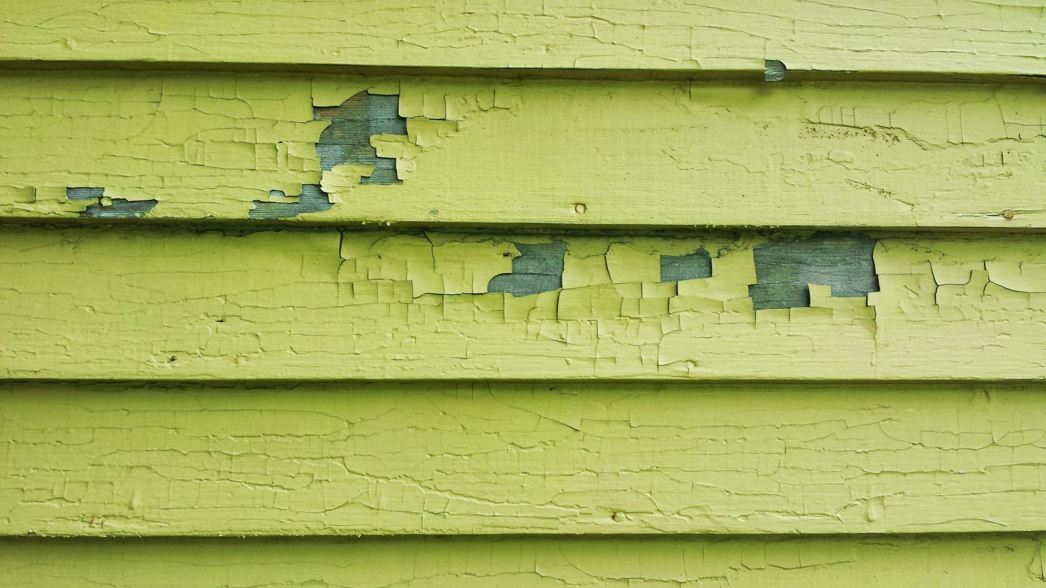 Colorado Sunshine Causes Four Painting Problems: Peeling