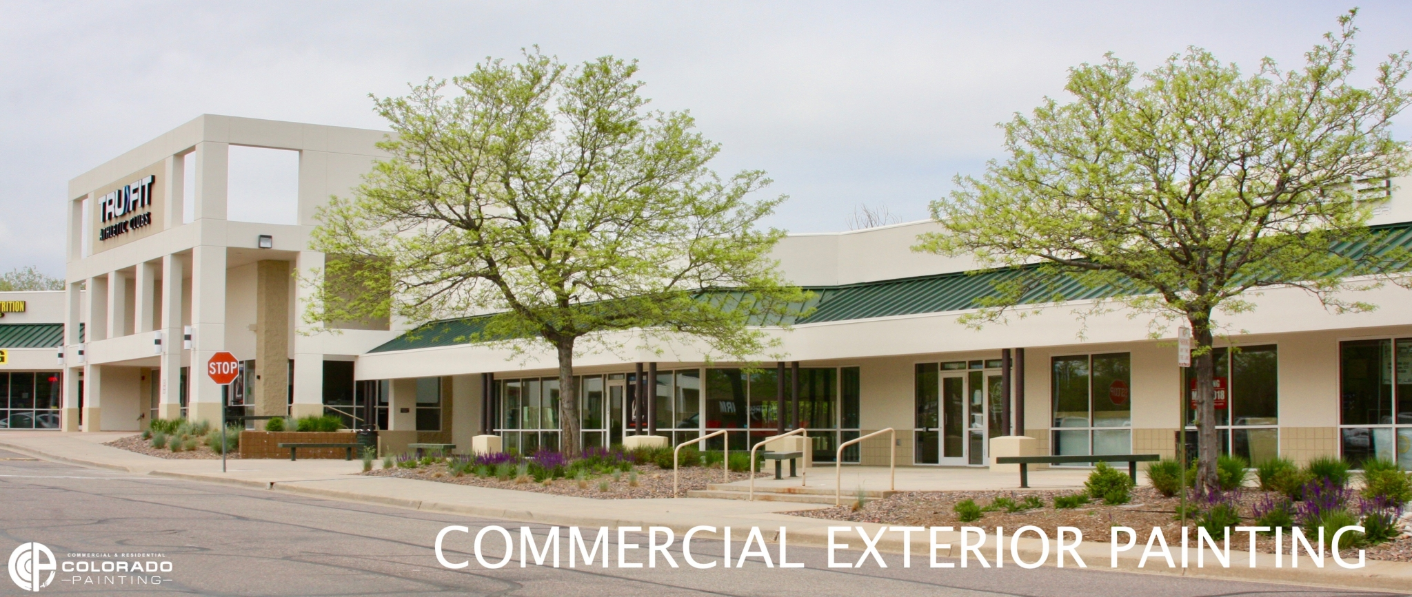 Commercial Painting Improves Property Value