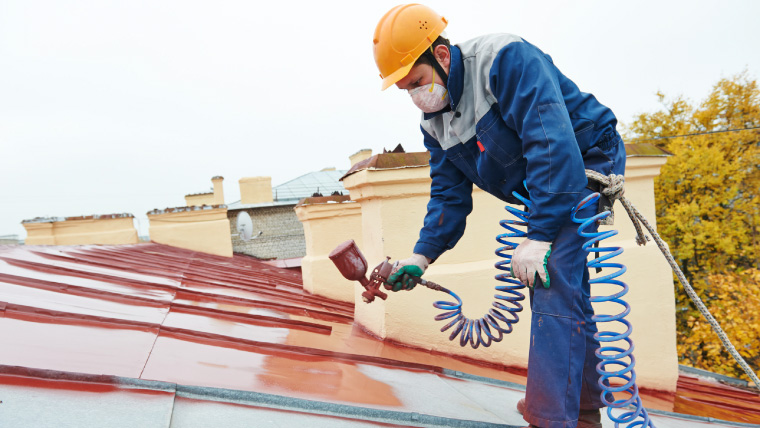 Multi-Family Roof Coatings