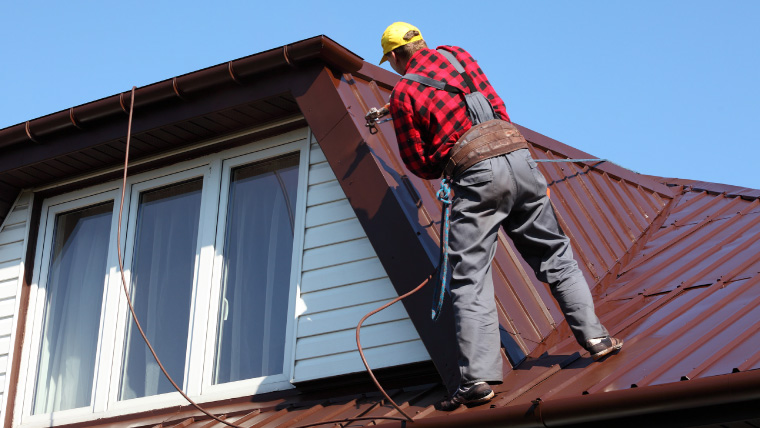 Roof Coating Services