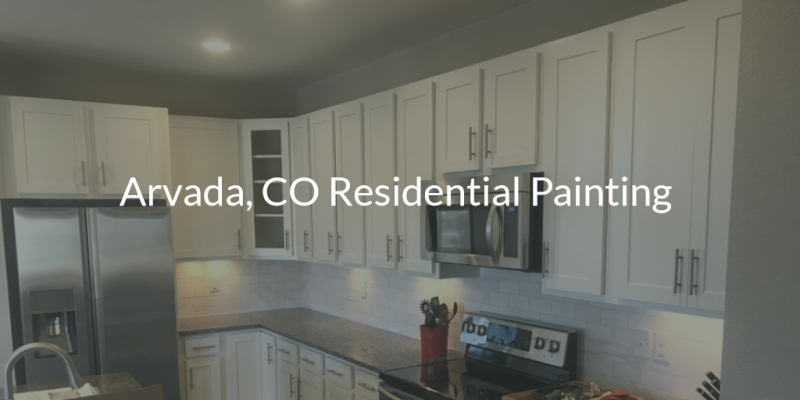 arvada residential painting